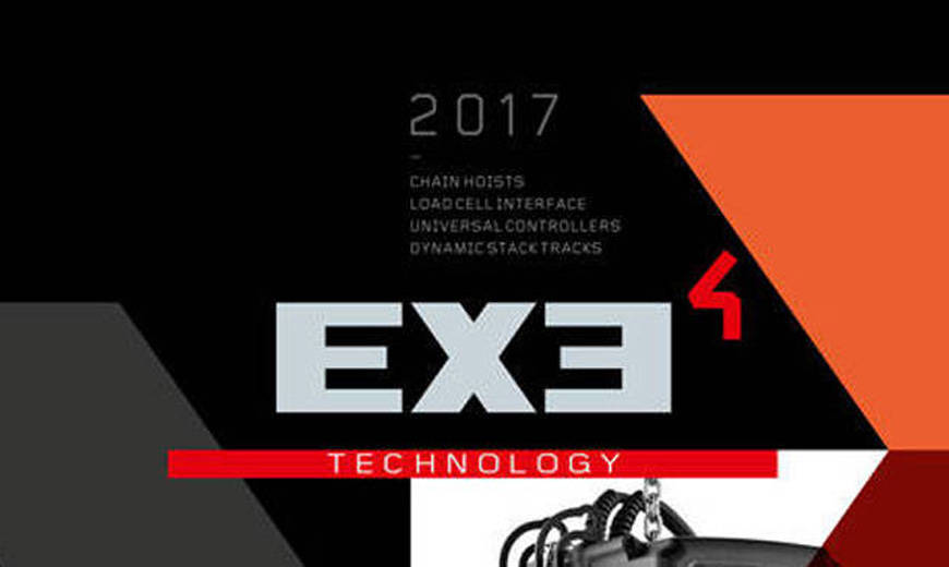 EXE Technology releases its new catalogue