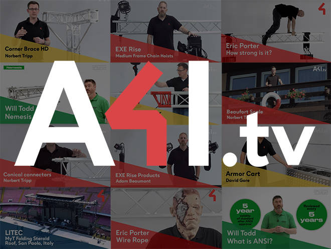 20,000+ industry professionals show their appreciation for A4i.tv