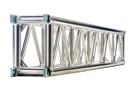 Super beam 13.7 x 10 spigoted truss