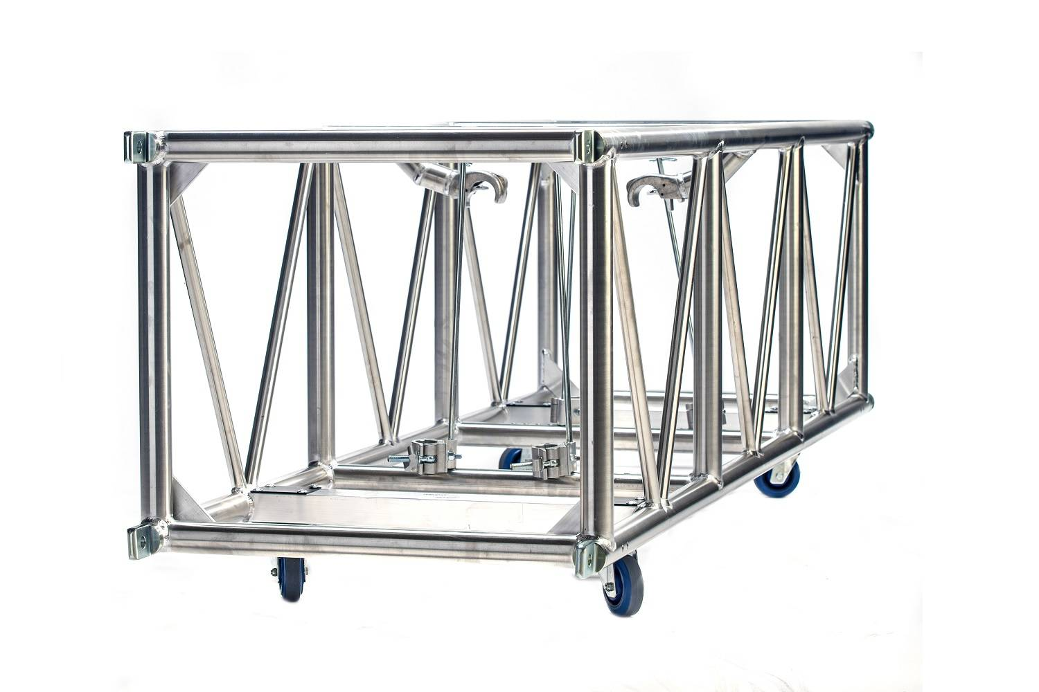 Double hung pre-rig truss 26 x 30 spigoted