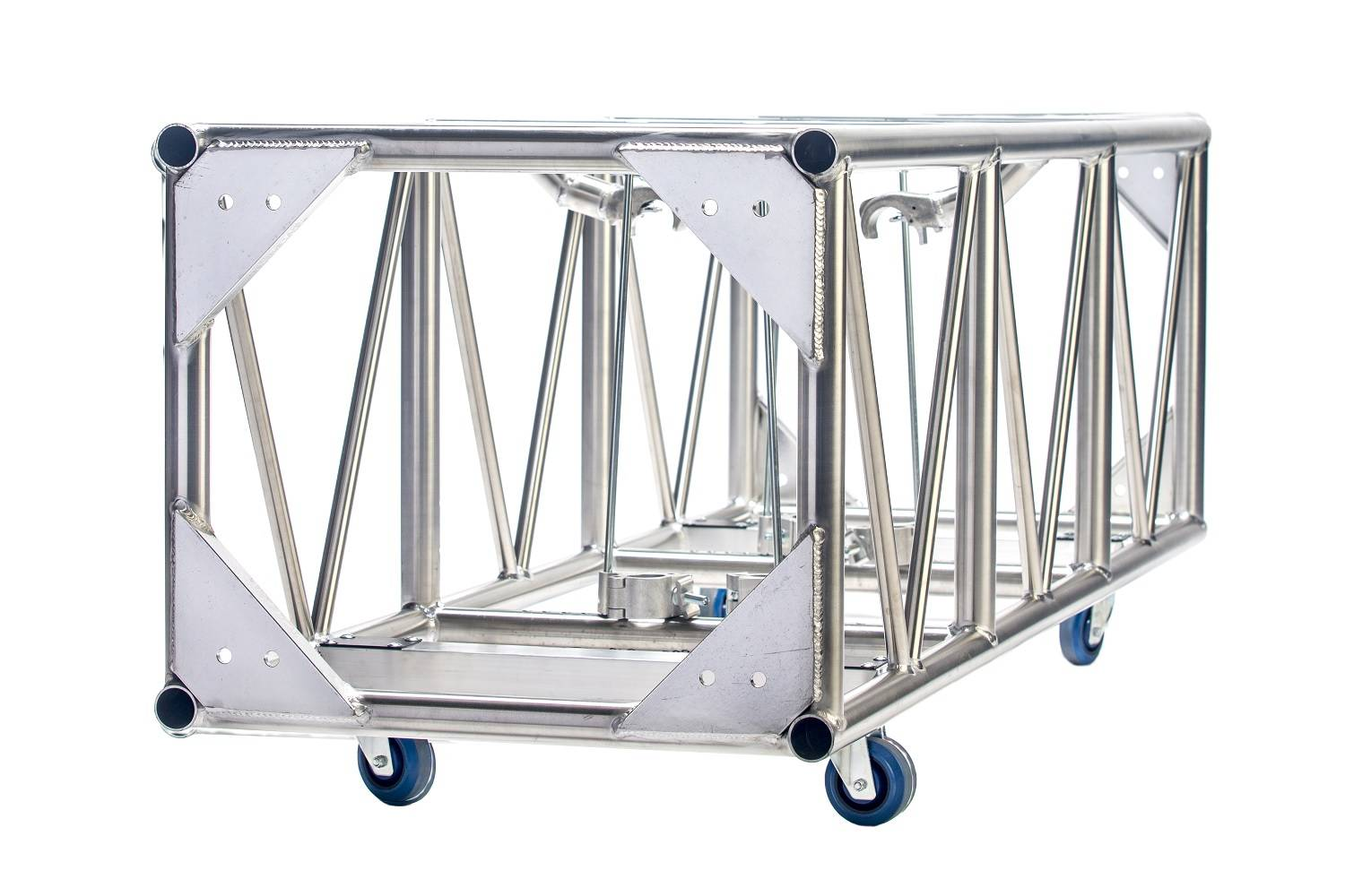 Double hung pre-rig truss 26 x 30 plated