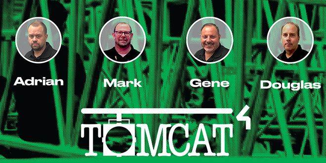 Getting to Know Your TOMCAT Sales Team a Little Better!