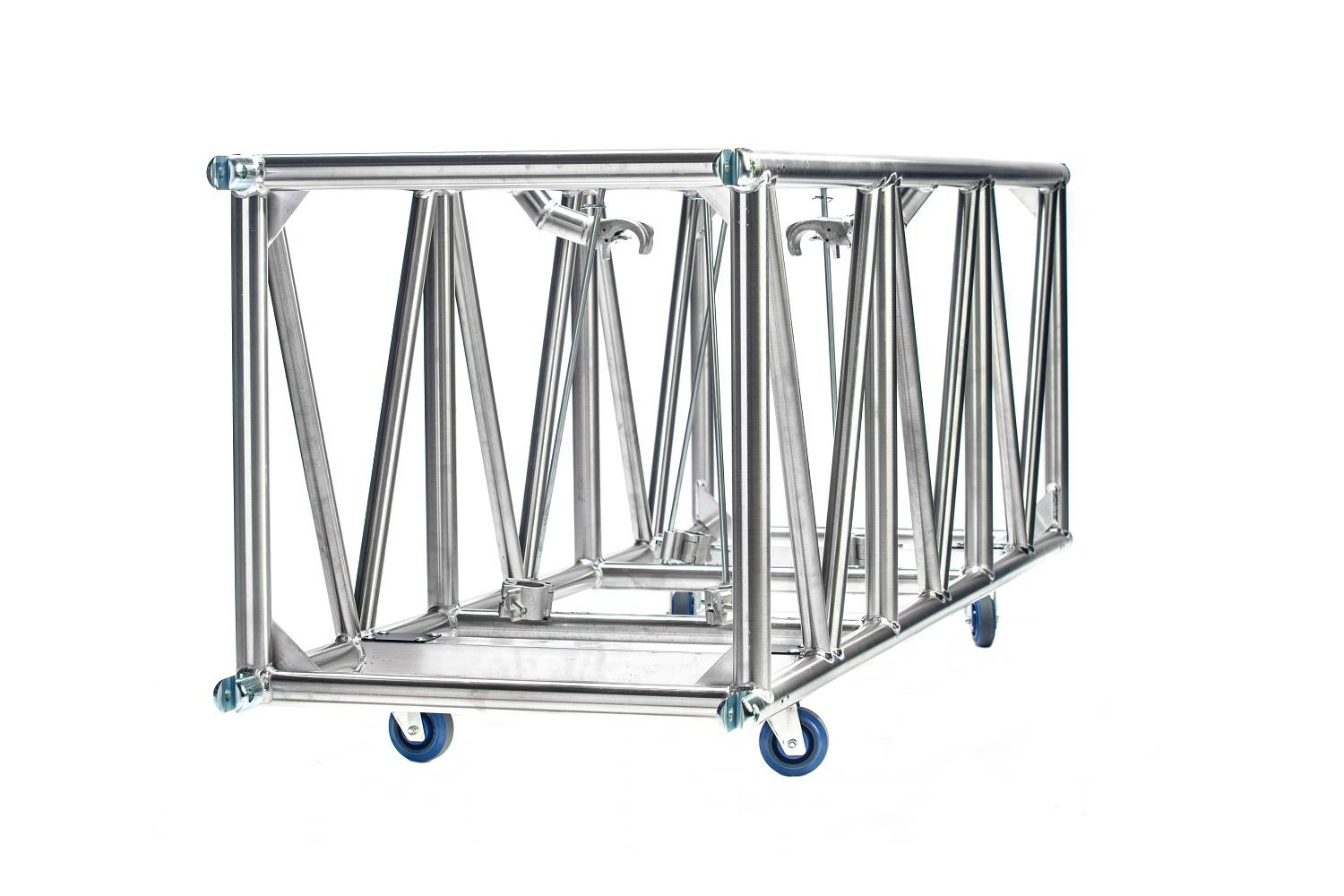 Heavy duty pre-rig truss 30 x 30 spigoted