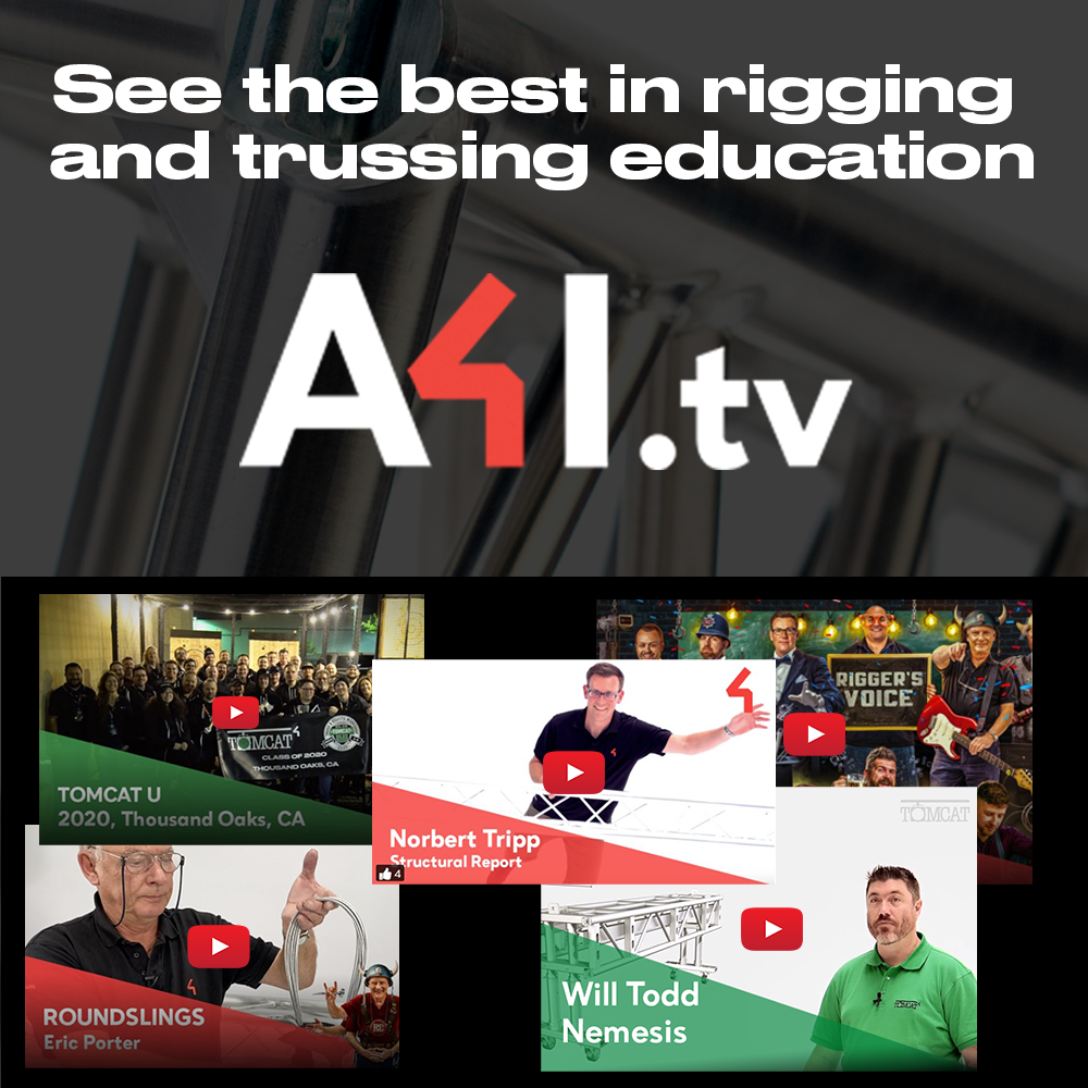 A4I.tv - First Trussing and Rigging Television