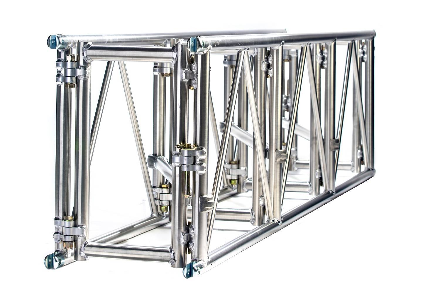 Heavy duty folding truss 30.5 x 20.5 spigoted