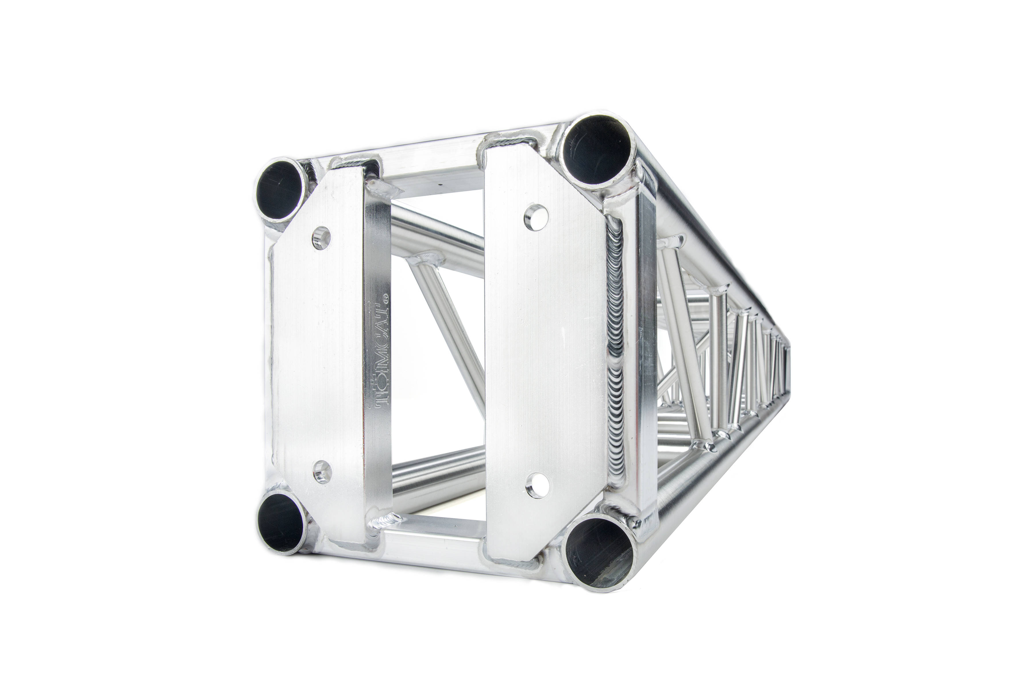 Light-duty truss 12 x 12 plated