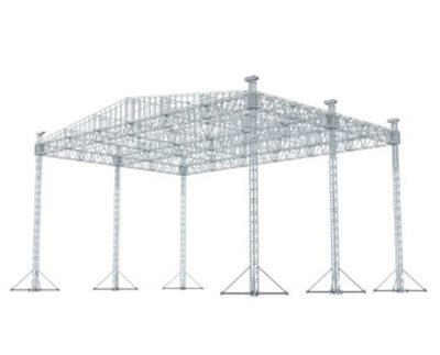 45x45 Ladder Roof
