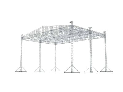 65x45 Ladder roof