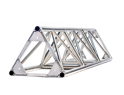 Fixed triangle truss 20.5 plated